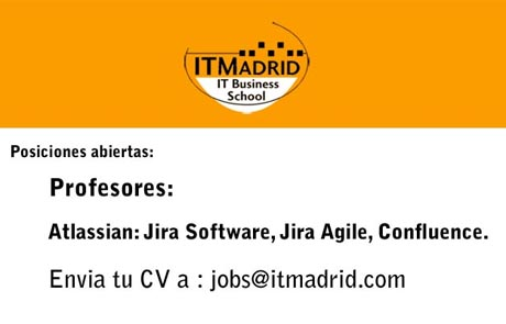 ITMadrid Jira Atlassian Jobs