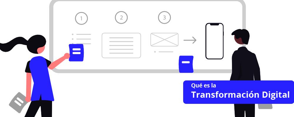 ITMadrid - Qué es la Transformación Digital
