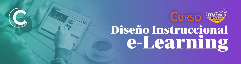 Curso Diseño Instruccional e-Learning