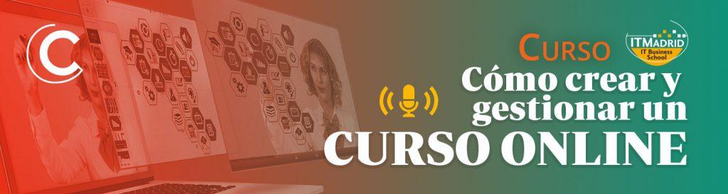 Crear y gestionar Cursos Online