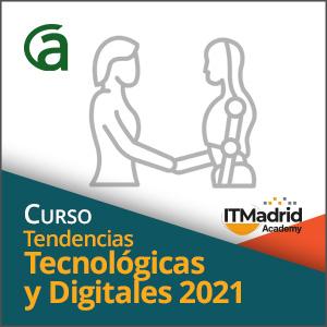 Tendencias Tecnológicas Digitales 2021