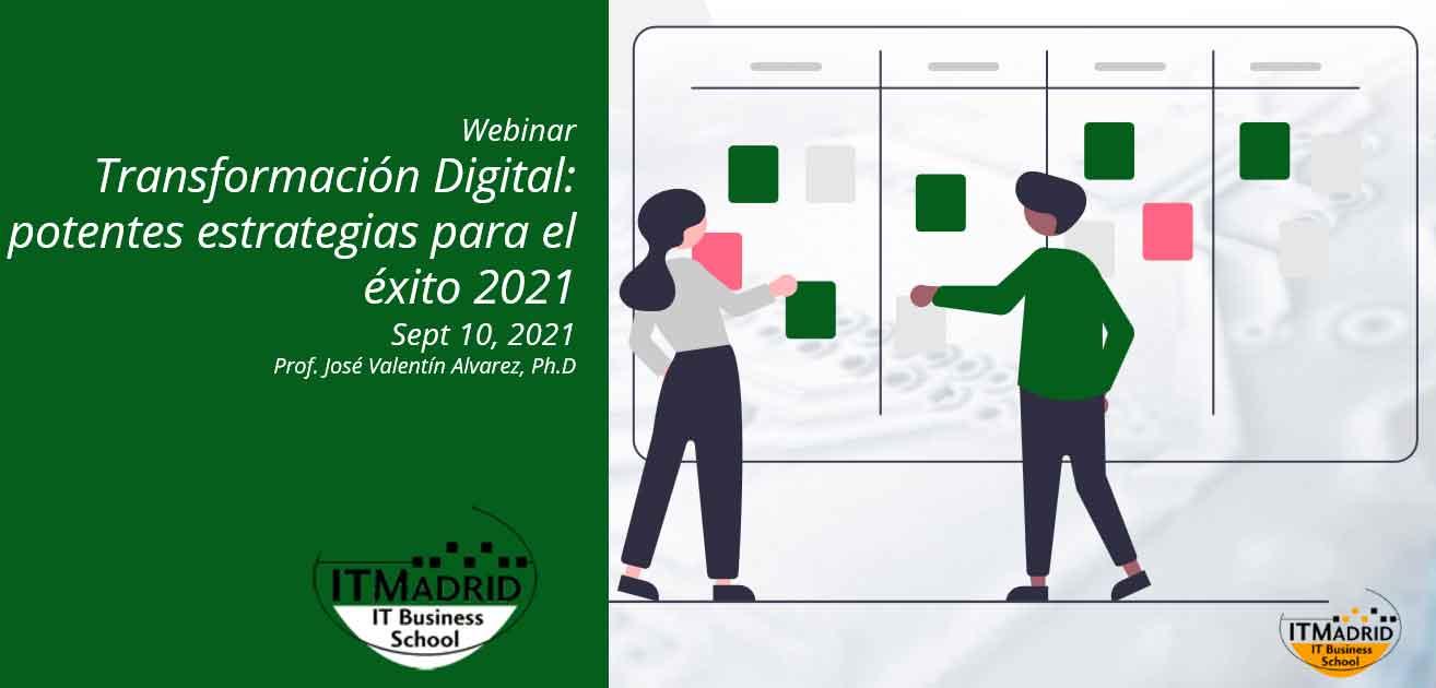 Estrategias de Transformación Digital